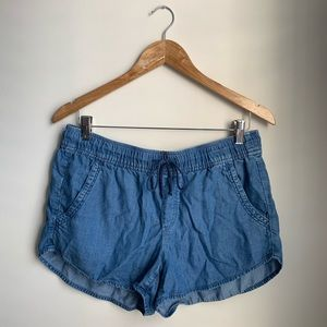 LOFT denim shorts Size S